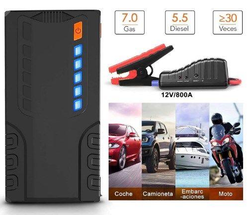 comprar Arrancador de coche con función powerbank barato