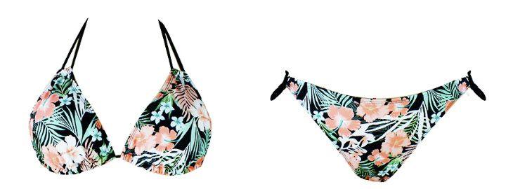 Bikini de dos piezas a 4,96€ en AliExpress imagen
