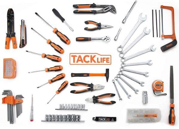 comprar Caja de herramientas de aluminio 136 piezas barato