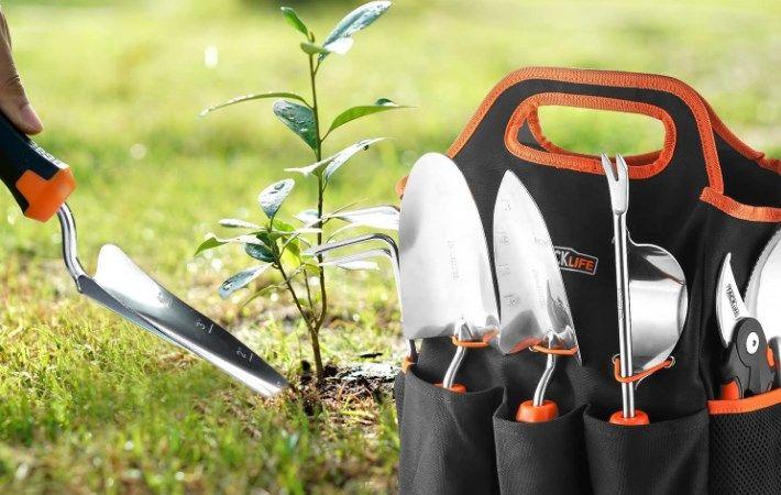 comprar Herramientas de acero inoxidable para jardín baratas