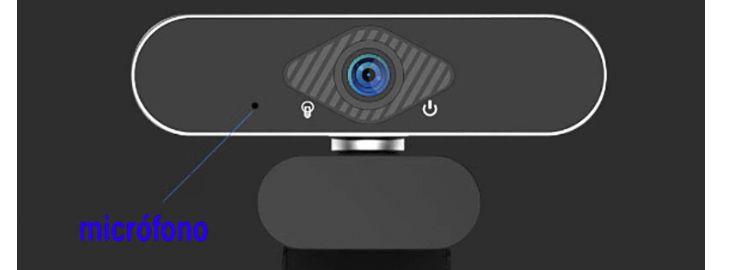 Imagen Webcam Xiaomi Youpin Xiaovv 1080P