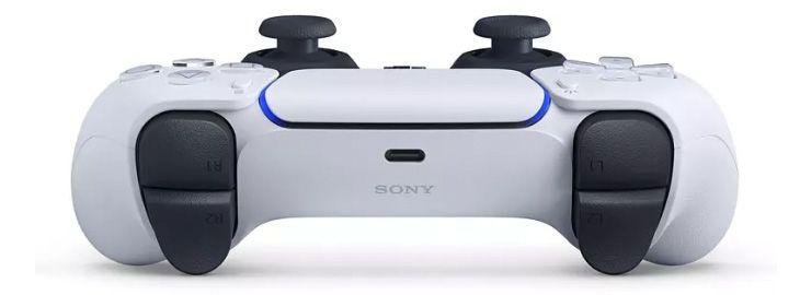 Mando PS5 blanco