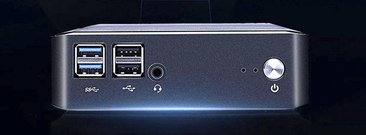Mini PC Intel Core I7 y 16GB de RAM imagen