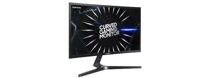 Monitor gaming Curvo Samsung imagen