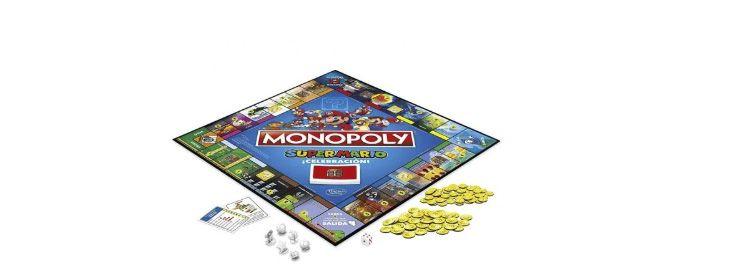 Monopoly Super Mario Bros imagen