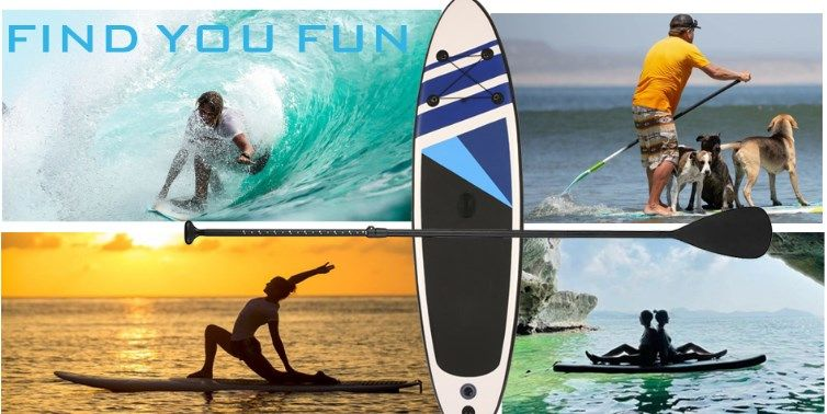 comprar Tabla Paddle surf hinchable barato