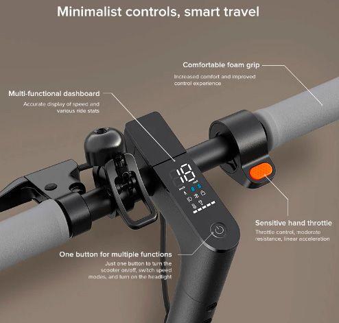 comprar patinete-eléctrico-Xiaomi Mi Electric Scooter Essential barato
