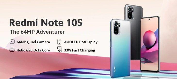 comprar Xiaomi Redmi Note 10S barato