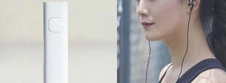 Xiaomi receptor de audio Bluetooth por 2,93€ en AliExpress