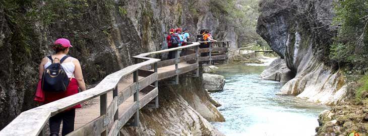 3 días y 2 noches en Cazorla + Ruta senderismo Río Borosa iamgen