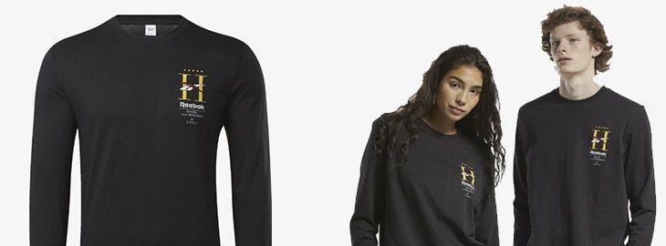 75% de descuento en Reebok Camisetas para hombre desde 7€