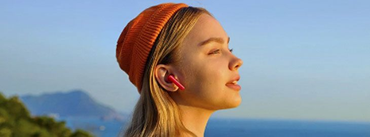Auriculares Huawei FreeBuds 4i por 55,42€ en AliExpress iamgen