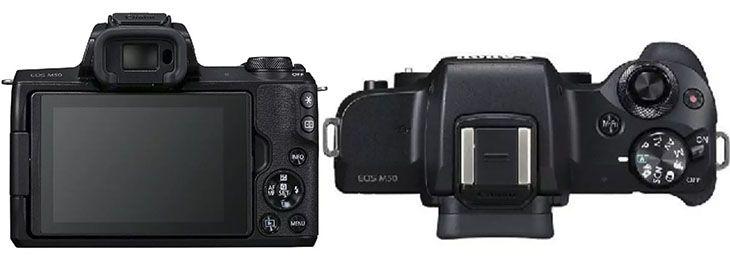 Cámara EVIL Canon EOS M50 a 579€ en Mediamarkt img