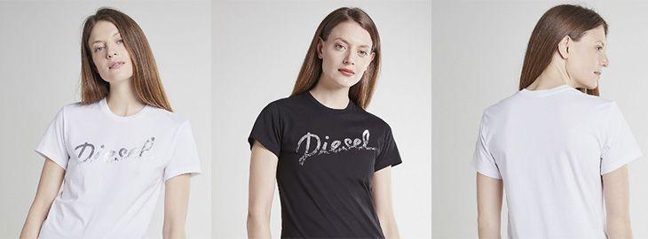 Camisetas Diesel para mujer desde 8,5€ en Zalando Privé imagen