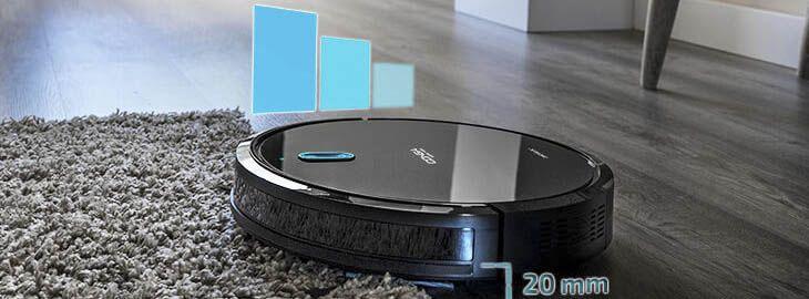 Cecotec Robot Aspirador Conga 1099 Connected a 136,99€ en Aliexpress imagen
