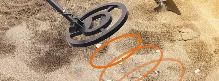 Detector de metales profesional por 62,99€ en Amazon iamgen