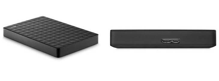Disco duro 2 TB Seagate Expansion USB 3.0 a 54€ en Mediamarkt imagen