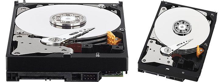 Disco duro para NAS WD Red 4TB por 80,66€ en Amazon imagen