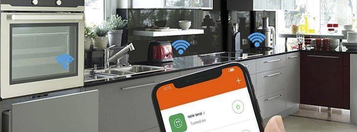 Enchufe WiFi inteligente a 7,5€ imagen en Aliexpress