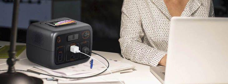 Generador solar Portátil por 199,99€ en Amazon imagen