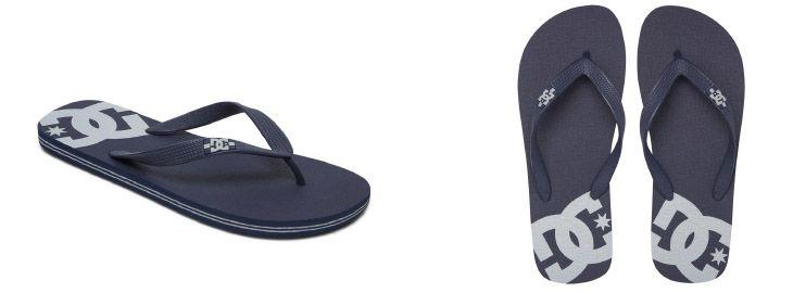 Grandes descuentos en chanclas en DC Shoes y Quiksilver desde 6,95€ en El Corte Inglés dos