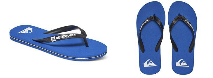 Grandes descuentos en chanclas en DC Shoes y Quiksilver desde 6,95€ en El Corte Ingléscuatro