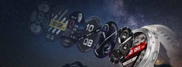 Honor Watch GS Pro por 115,99€ en Aliexpress