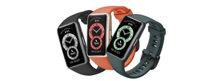 Huawei Band 6 por 36,99€ en AliExpress imagen