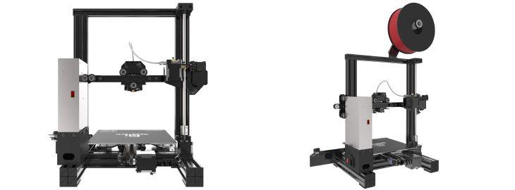 Impresora 3D Giantram 2 A10 por 132,15€ en Amazon