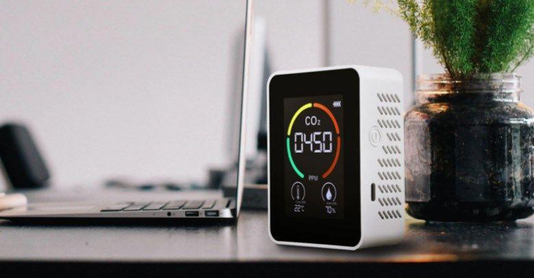 comprar Medidor de calidad de aire interior barato