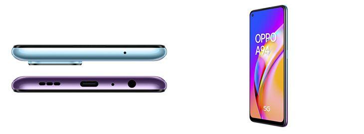 Oppo A94 5G 8 imagen 128GB + auriculares Oppo Enco Air