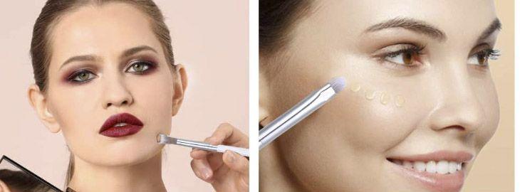 Set 14 brochas de maquillaje profesional por 6,49€ en Amazon imagen
