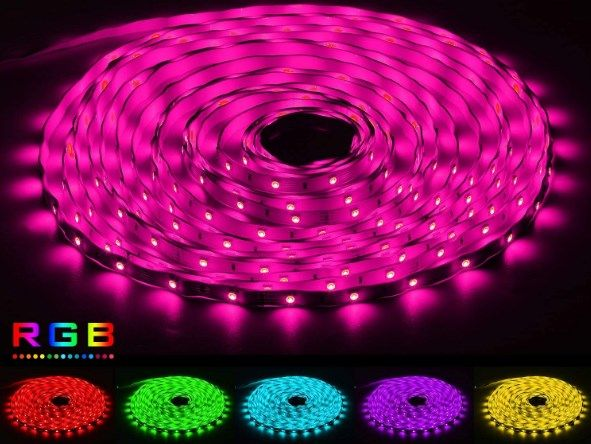 comprar Tira LED inteligente 20m barata
