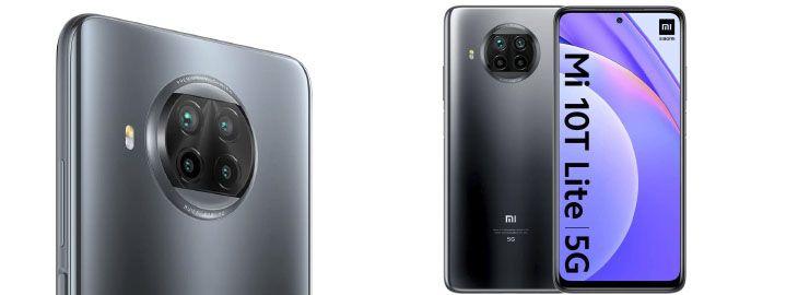 Xiaomi Mi 10T Lite 5G por 254,99€ en Amazon