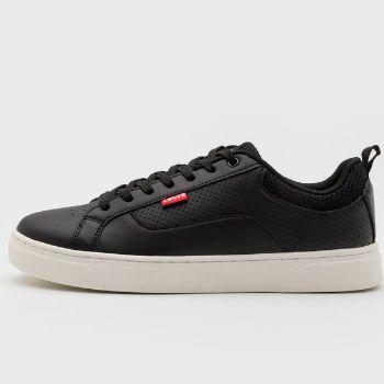 Zapatillas-Levi's-Caples-negro