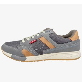 Zapatillas-Levi's-gris