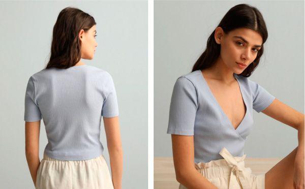 Camisetas de mujer baratas