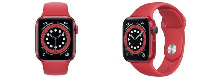 Apple Watch Series 6 a 310€ en Allzone 2
