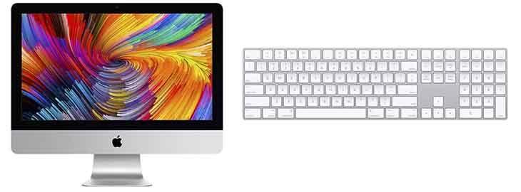 Apple iMac 21,5 HD