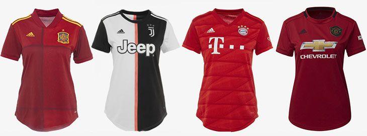 Camisetas de fútbol para mujer desde 31€ en Zalando Prive img
