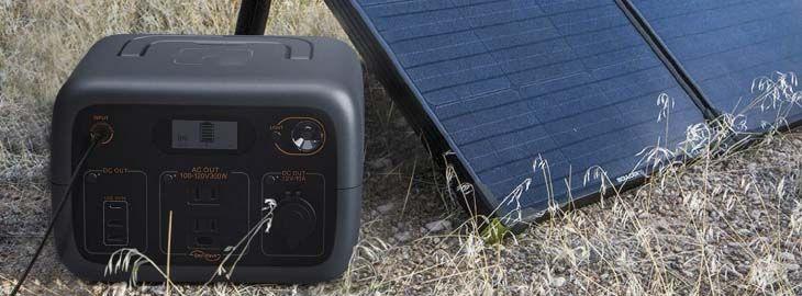 Generador solar portátil por 199,99€ en Amazon 2