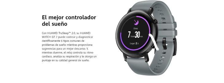 Huawei Watch GT2 por solo 108€ en AliExpress
