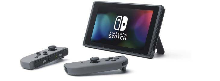 Nintendo Switch por 279,99€ en Amazon