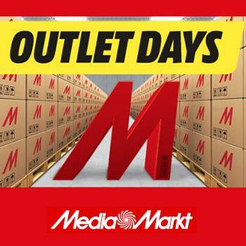 Outlet Days en MediaMarkt