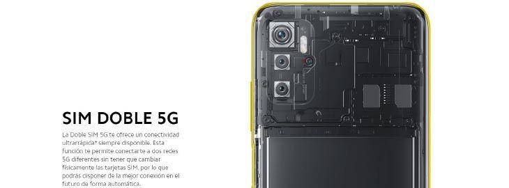 Poco M3 Pro 5G por solo 134€ en AliExpress