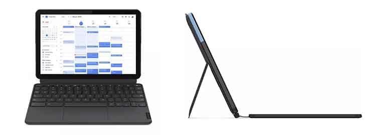 Portátil Lenovo Chromebook 10,1