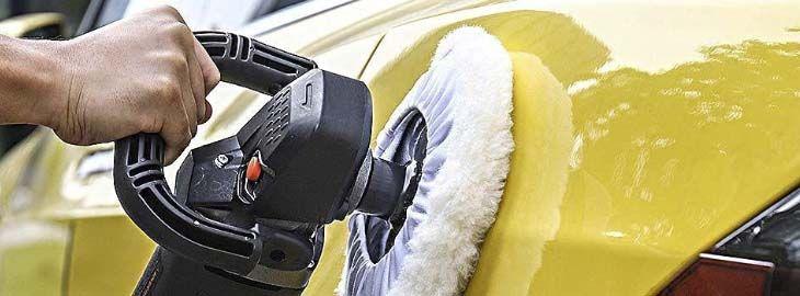 Pulidora coche 1500W por 47,99€ en Amazon im
