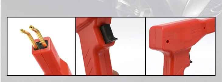 Soldador de plástico 50W por 25,40€ en AliExpress