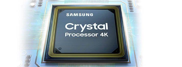 "Televisor Samsung Crystal 4K de 55"" por 446,12€ en Aliexpress 2"