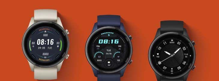 Xiaomi Mi Watch por solo 70,09€ en AliExpress 2
